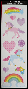 Unicorn Sheet Stickers