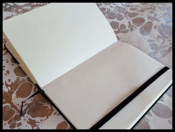 Essentials Blank Notebook