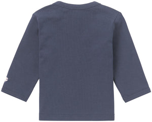 Noppies Natick longsleeve  67369 C092 C166  Navy