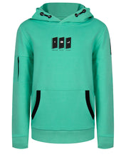 Afbeelding in Gallery-weergave laden, Indian Blue Jeans Hoodie  IBB21-4556 641 Warm Mint