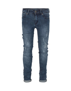 IBJ Andy Flex Skinny Jeans IBB22-2557 158 Used Dark Denim