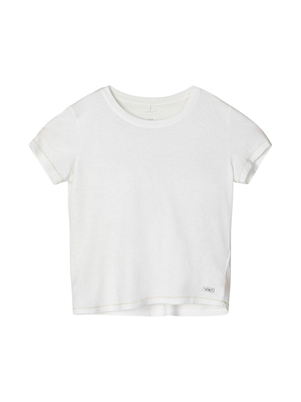 T-Shirt 13177044 Bright White