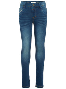 Theo 2082 Jeans NOOS 13155165 Medium Denim blue Denim