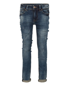 Indian Blue Jeans Ryan skinny IBB22-2754 158 Used Dark Denim