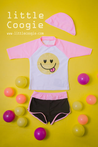 sw-019 smiley pink