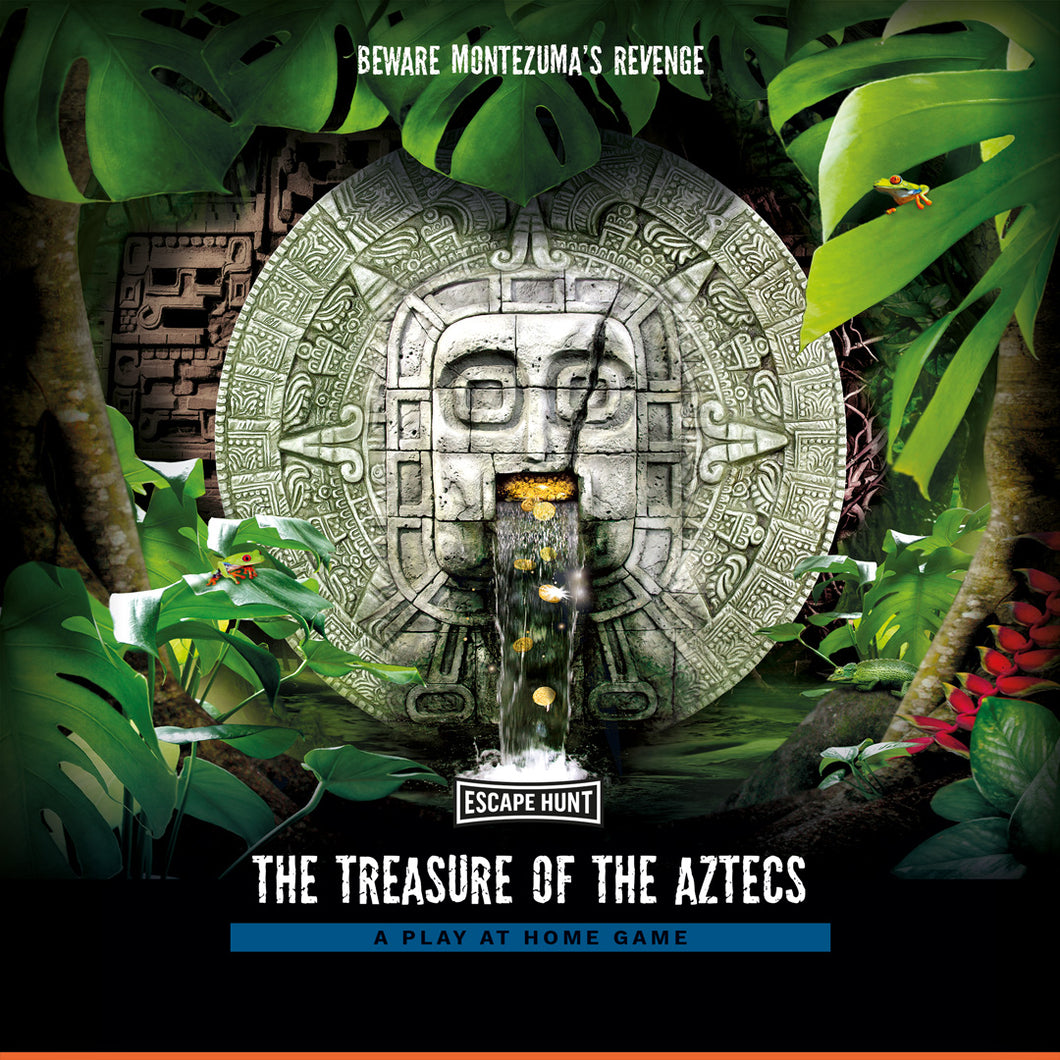 THE TREASURE OF THE AZTECS