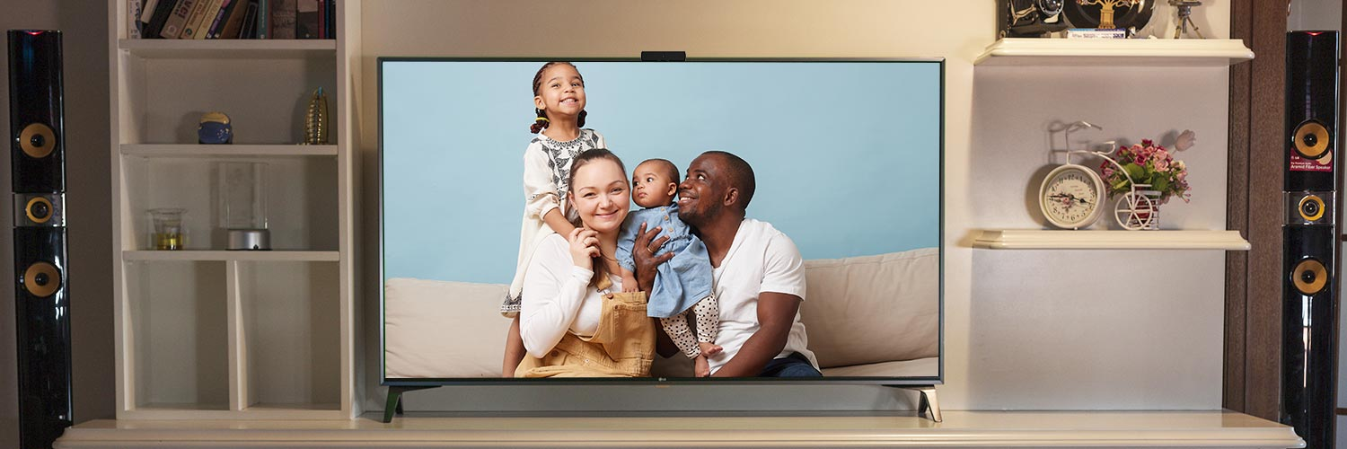 TV Video Calls for Families