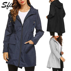 Outdoor Jacket For Womens