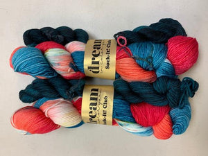 Dream in Color Sock-It August 2020