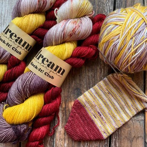 Dream in Color Sock-It September 2020