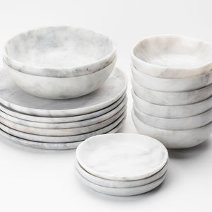 Large Set - Arctic White
