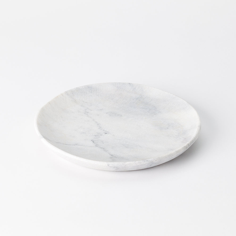 Medium Plate - Arctic White