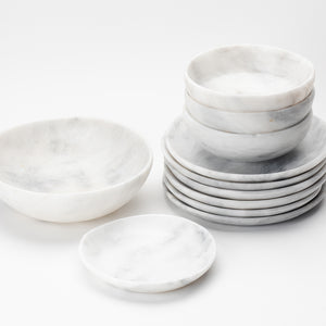 Medium Set - Arctic White