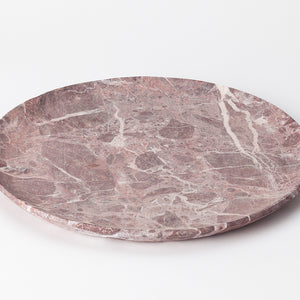 Gigantic Plate - Tuscan Red