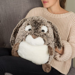 Coussin manchon lapin
