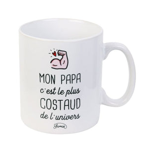 MUG XL PAPA LE PLUS COSTAUD