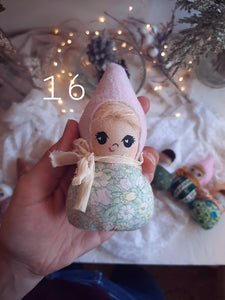 16 Mini gnome baby, collection 13
