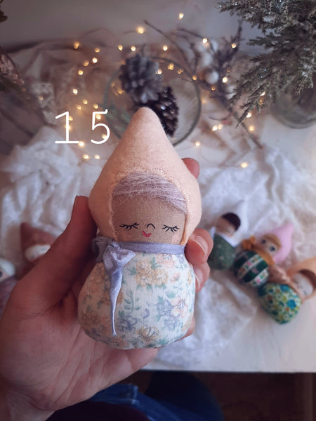 15 Mini gnome baby, collection 13