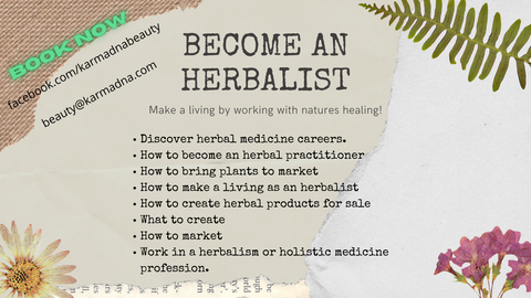 become a herbalist