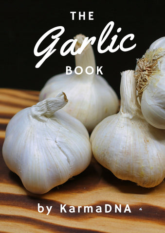 the garlic book