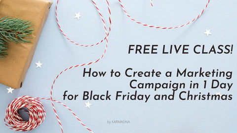how to make a black friday promotion plan