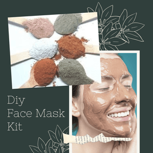 DIY Face Mask Kits, Make Organic Face Masks at Home - KarmaDNA