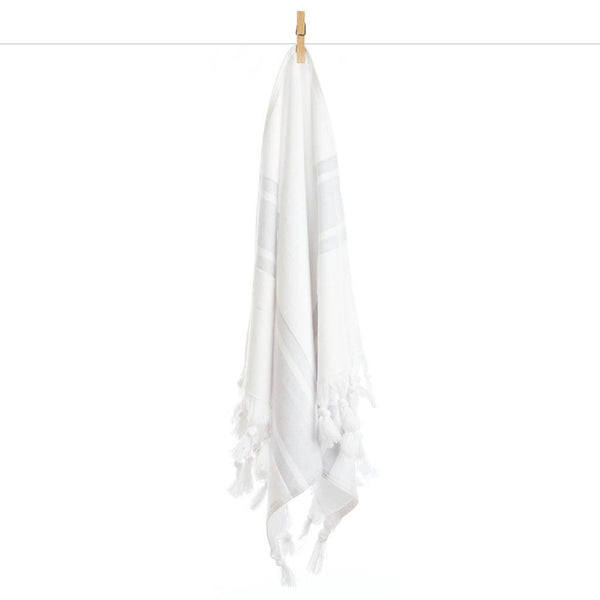 Super Soft Double Terri Hand Towels with Tassels