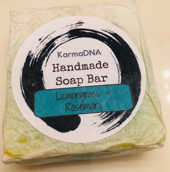 Soap Box - Variety Handmade Soap Bars with Essential Oils - Set of 3 - KarmaDNA
