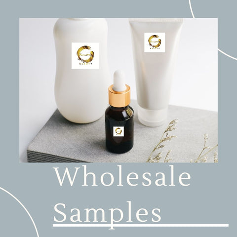 Wholesale Product Samples