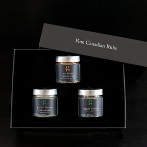 Luxury Rubs Box - Fall Collection
