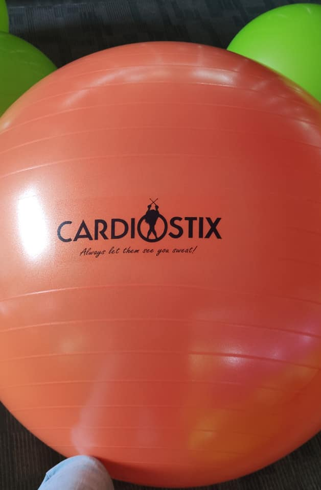75 CM EXERCISE/YOGA BALL-NOW IN STOCK!!!