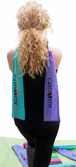 Load image into Gallery viewer, PREMIUM WEIGHTED SINGLE SET  BAG OPTIONAL (8.5oz. per set) - You choose grip type