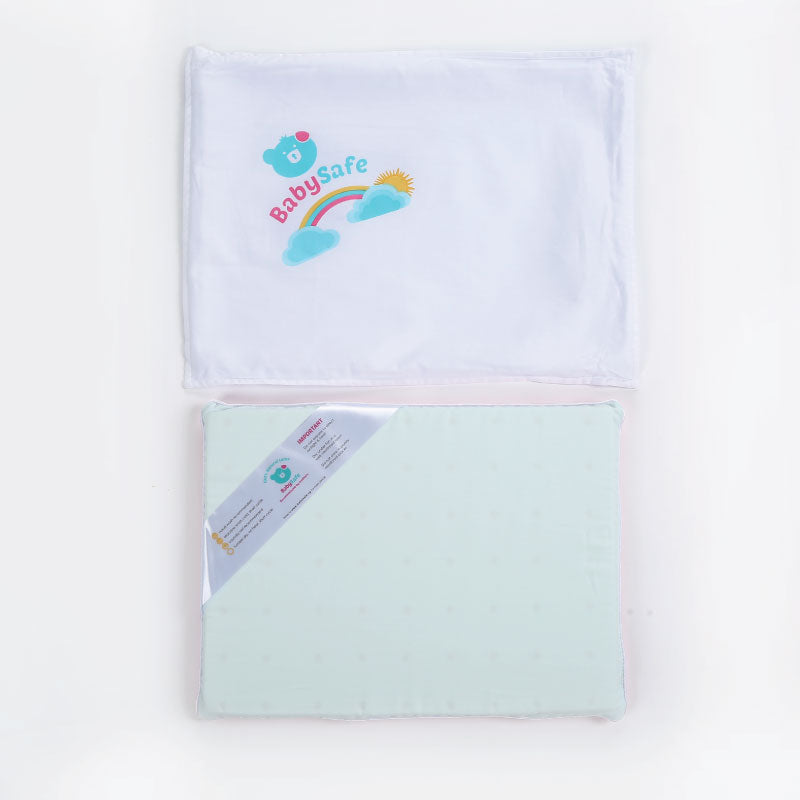 Baby Pillow Stage 2 - Infant Pillow (with case)