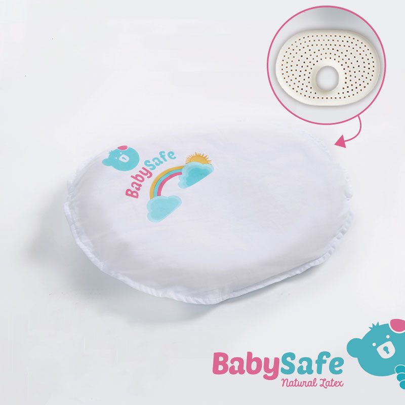 Baby Pillow Stage 1 - Newborn Pillow (with case)