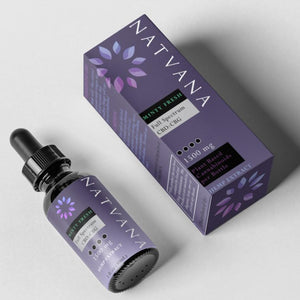 Load image into Gallery viewer, Natvana CBD Tincture Full Spectrum
