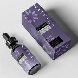 Load image into Gallery viewer, Natvana CBD Tincture Broad Spectrum