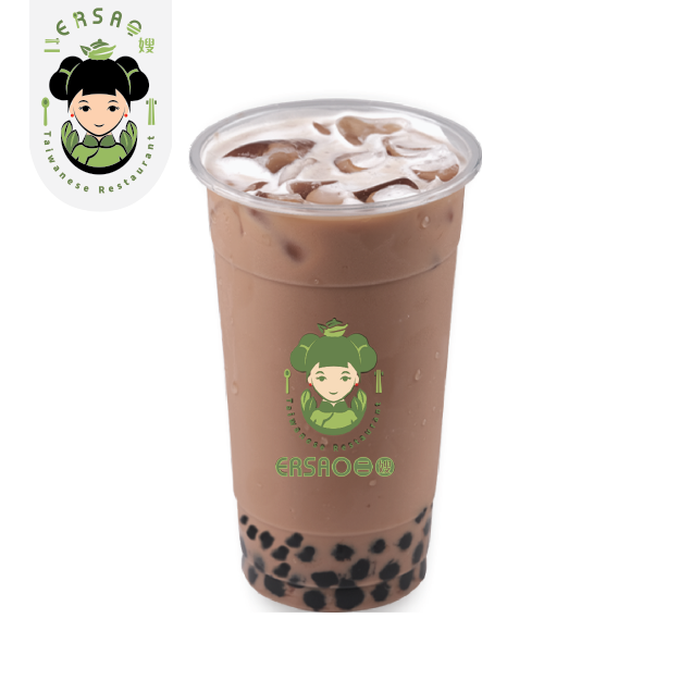 Chocolate Milk Tea 巧克力奶茶