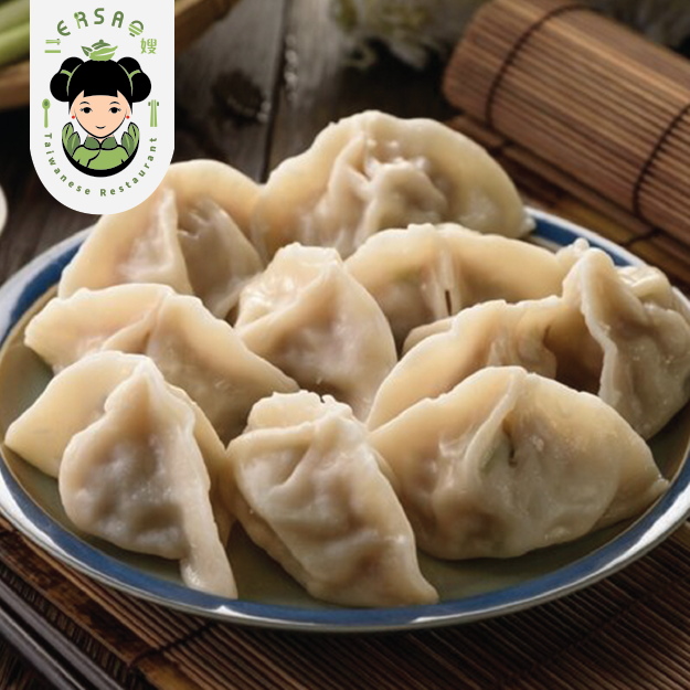 Pork Cabbage Dumplings 豬肉高麗菜水餃