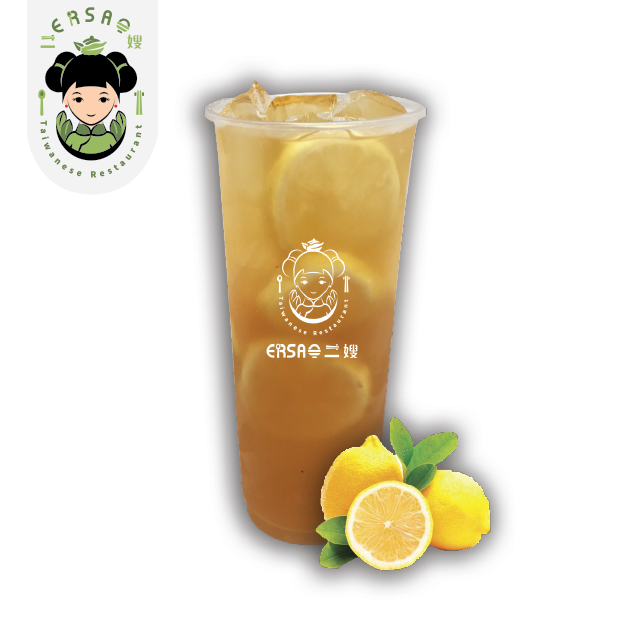 Lemon Tea Splash 檸檬青茶