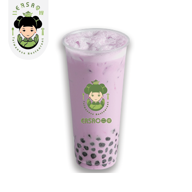 Taro Milk Tea 芋香奶茶