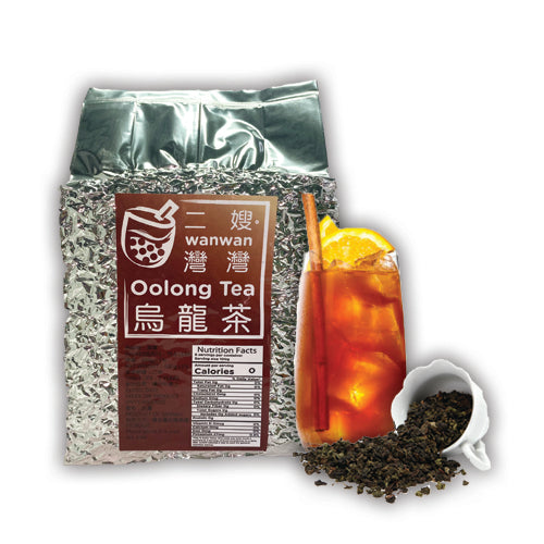 Oolong Tea 烏龍茶