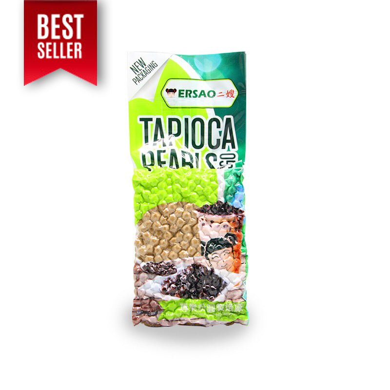Tapioca Pearls (Black) 粉圓珍珠(黑)
