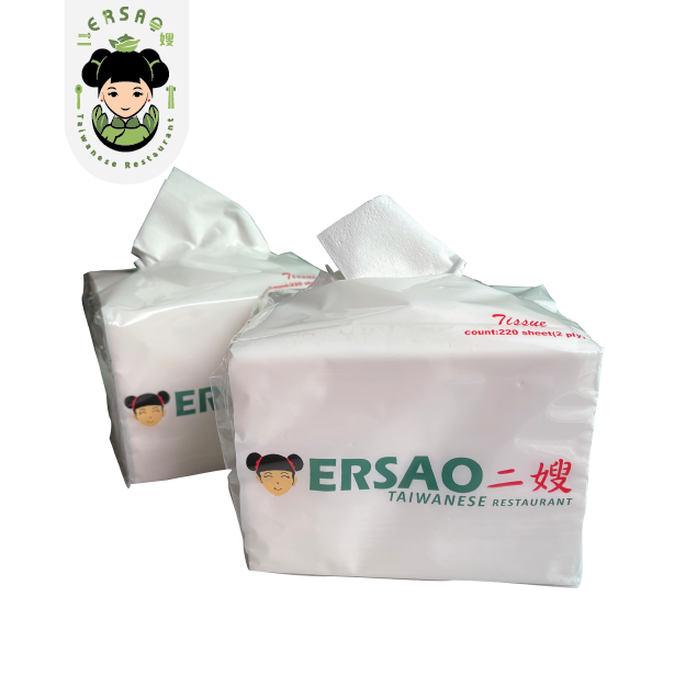 ERSAO Table Napkin 二嫂餐巾紙