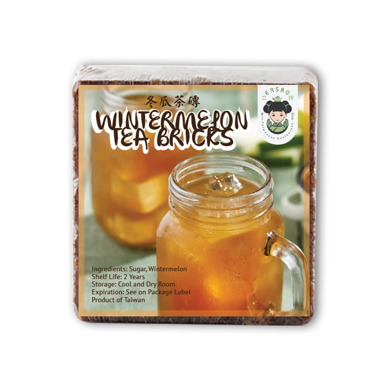 Wintermelon Tea Bricks (Organic)