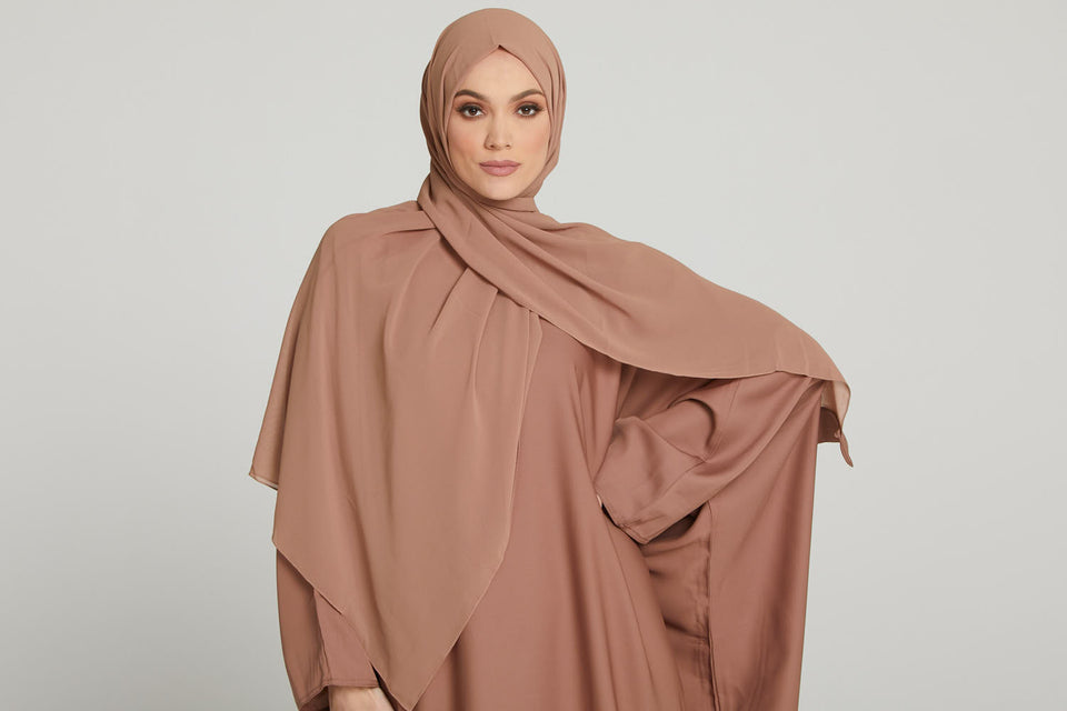 Desert Blush Closed Farasha
