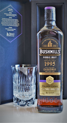 Bushmills 1995 Malaga Cask Single Malt