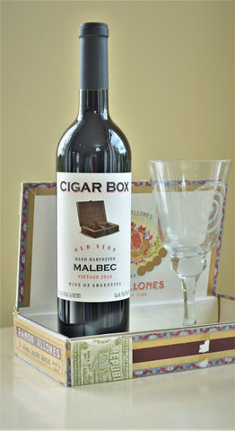 Cigar Box Malbec