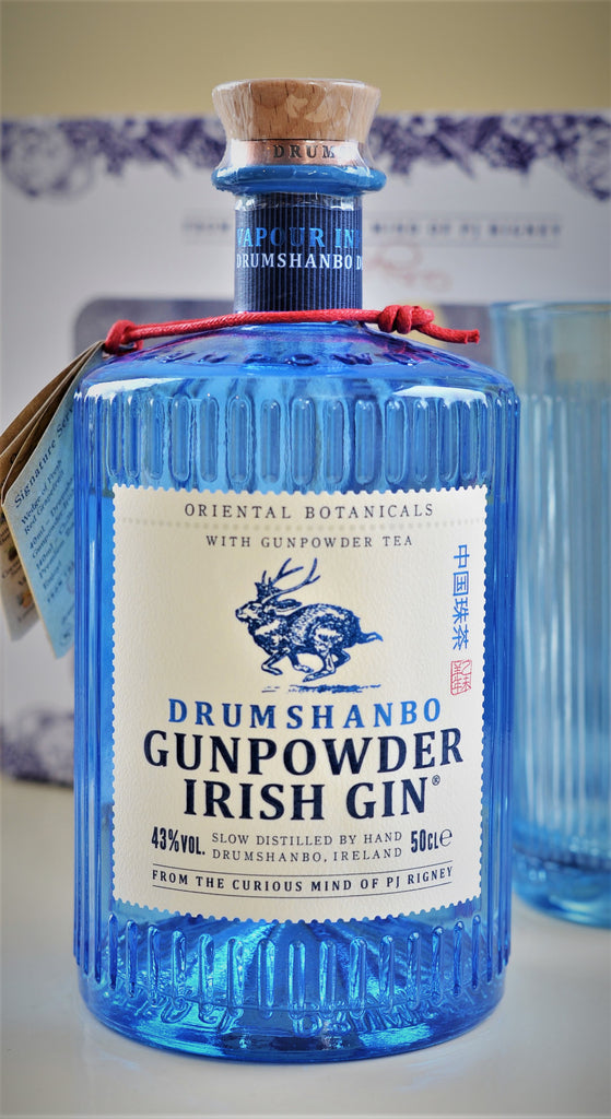 Drumshanbo Irish Gunpowder Gin