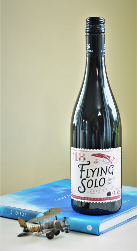 Flying Solo Grenache Syrah