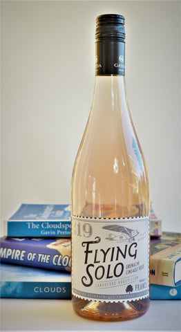 Flying Solo Grenache Cinsault Rose